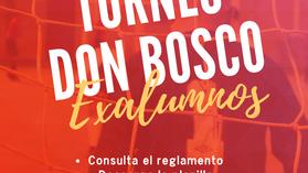 Inscripciones abiertas para el Torneo Don Bosco de Exalumnos