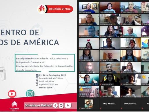Encuentro Radios Salesianas de América