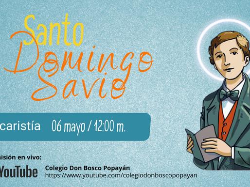 Conmemoración Santo Domingo Savio