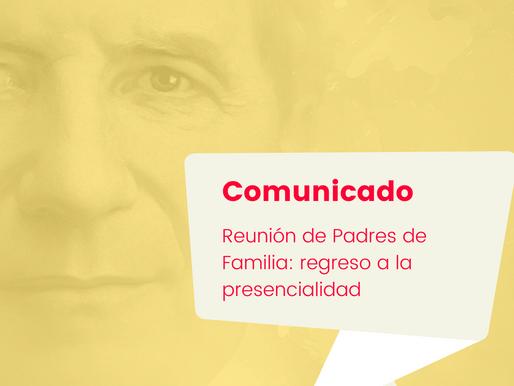 Comunicado | Institución Educativa