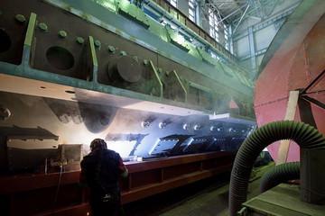 Белорусская АЭС примет статор турбогенератора от компании «Силовые машины»
