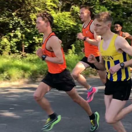 Race Report -Pilot Inn 5 Mile