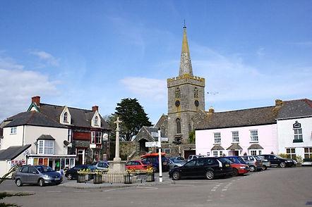 St Keverne Square