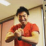 先日スタッフ紹介用の写真撮影を行った際に撮れたオフショットです💪🔥指導を実施