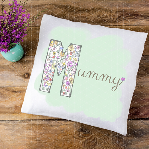 MUM, MUMMY, MAM floral watercolour complete package