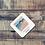 Thumbnail: Art of Cornwall coaster, Fistral Beach, Newquay Cornwall ( abstract)