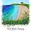 Thumbnail: Art of Cornwall coaster, Fistral Beach, Newquay, Cornwall