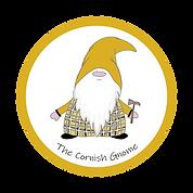 The Cornish Gnome logo final transparent
