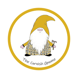 The Cornish Gnome logo final transparent