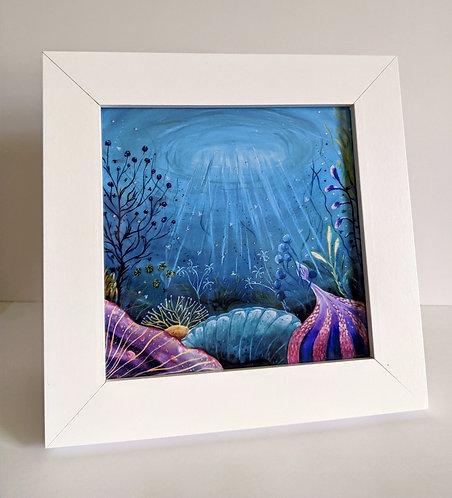 Reef Painting (Ocean Garden) | Print