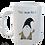 Thumbnail: The Cornish Gnome - 4 ceramic mugs
