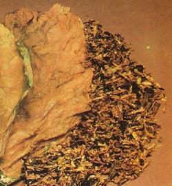 kıyılmış tütün