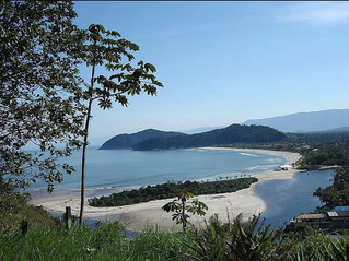 Beaches near São Paulo city to enjoy the weekend
