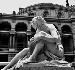 Statue of Music