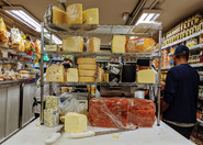 Mu favourite shop of cheese in this market