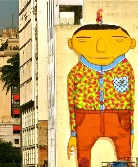 Sao Paulo Free Walking Tour