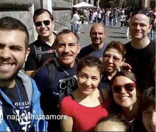 Napoli That's Amore Walking Tour