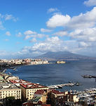 Naples Vesuvius