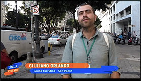 Giuliano Orlando Rai Itaia interveiw