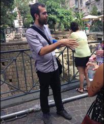Giuliano Orlando Naples Historical Center Tour