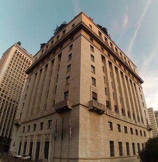 Arquitetura fascista em São Paulo?