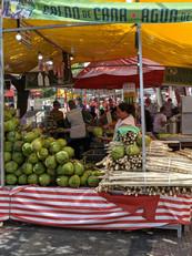 Liberdade street food market