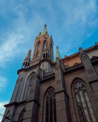 Catedral Metropolitana de São Paulo (Catedral da Sé)