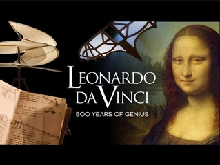"Visit the exhibition ""Leonardo da Vinci – 500 Years of Genius"" with you Italian guide in Sao Paulo"