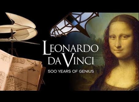 "Visit the exhibition ""Leonardo da Vinci – 500 Years of Genius"" with you Italian guide in Sao Paulo"