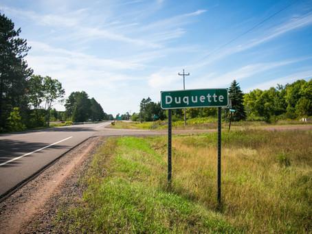 Duquette au Minnesota\Duquette in Minnesota