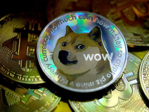 Dogecoin's viral meme turned  into a widely traded asset worth 50 billion Dollars !!!