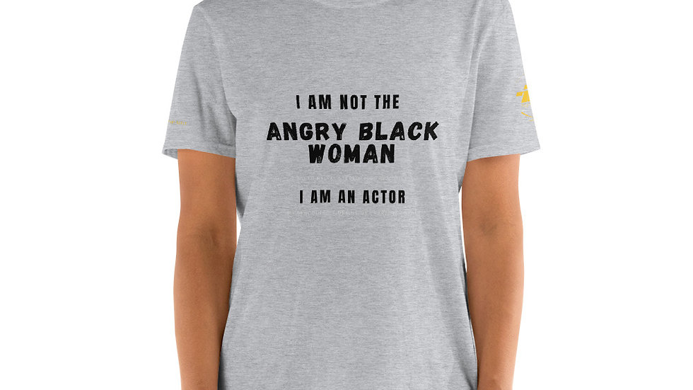 Im Not The Angry Black Woman