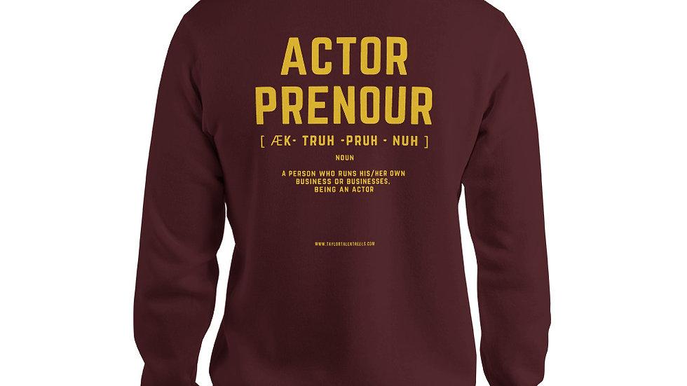Actorpreneur
