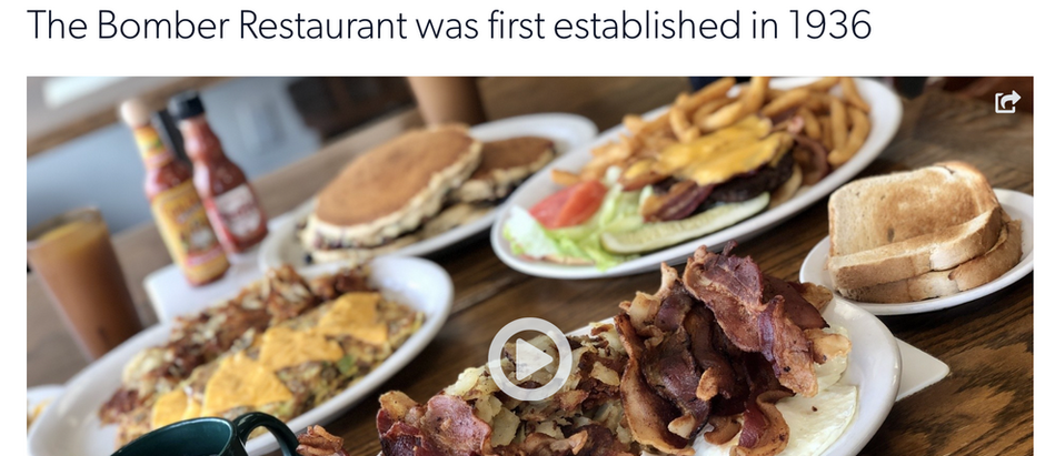 Click on Detroit features the Bomber Restaurant