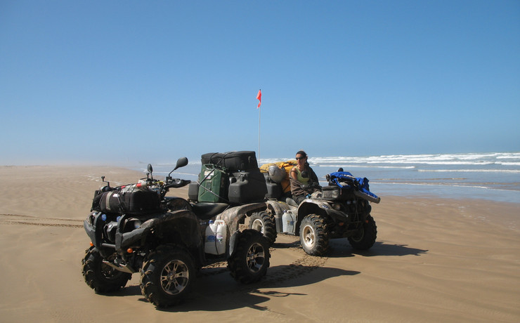 Sahara Occidental (Octubre 2008)