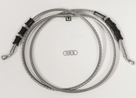 Latiguillos de freno trasero de acero inoxidable GYTR® para YXZ 1000R