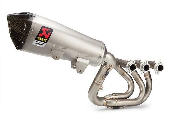 Akrapovic escape completo Racing de titanio YXZ1000R