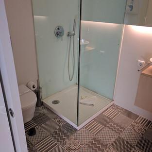 Casa-de-banho Superior Minimalista