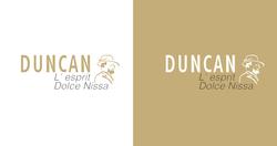 Nouveau logo DUNCAN