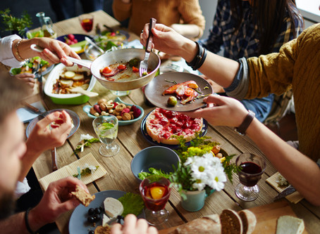 5 Simple Ways to Increase Shared Family Meals