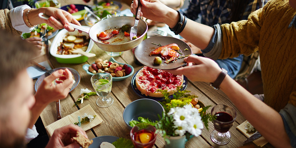 Healthy Eating, A Lunchtime Gathering