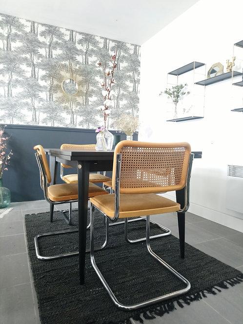 4 chaises Marcel Breuer B32