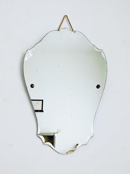 Miroir Art Déco vintage