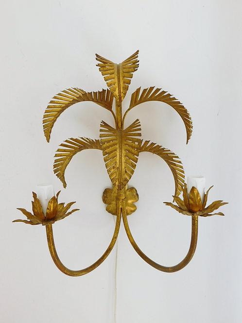 Applique vintage palmier