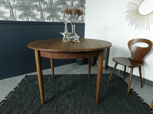table scandinave extensible vintage