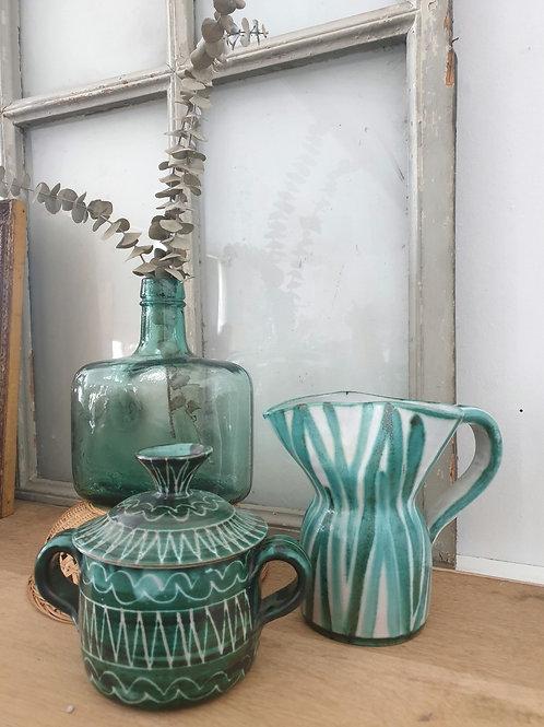 Pichet en céramique, Robert Picault Vallauris