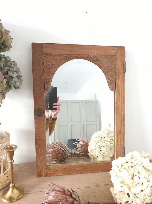 Petite porte miroir