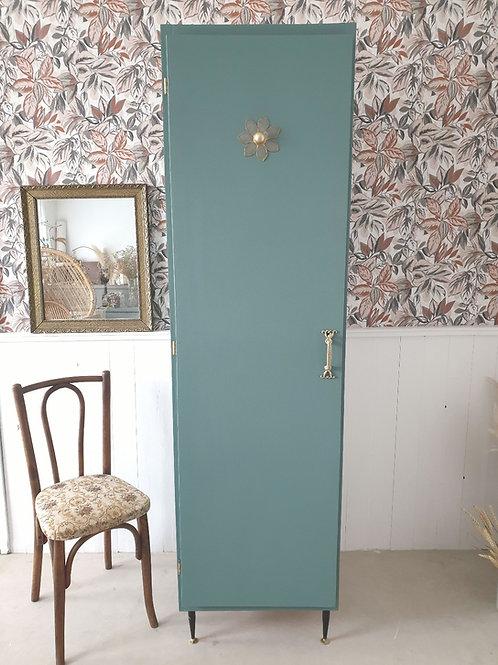 Armoire étagère vintage