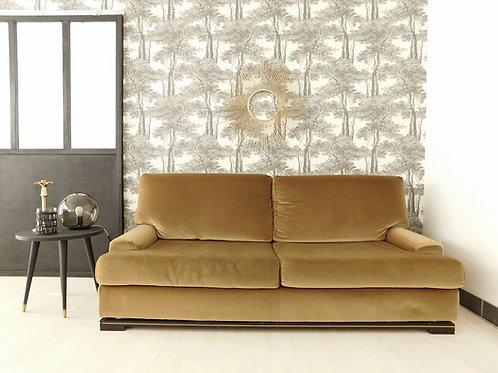 Canapé vintage des années 70, design Pierre Vandel