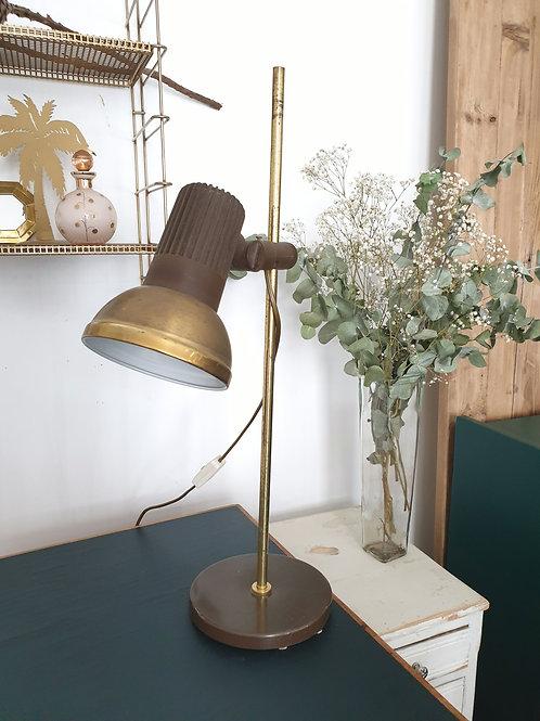 grande lampe de bureau vintage articulée